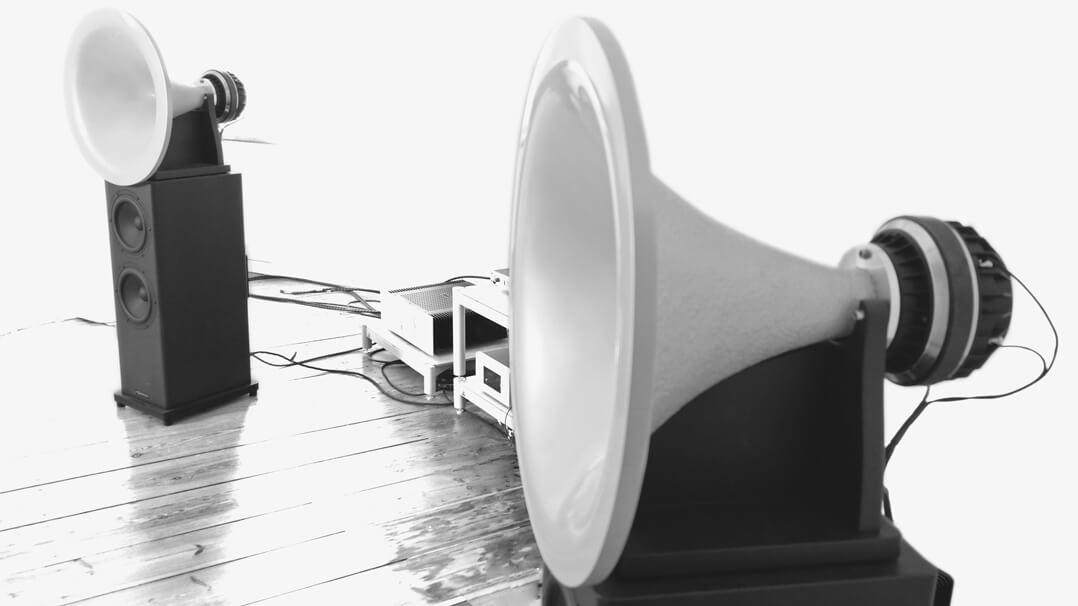 Abacus Horn Lautsprecher