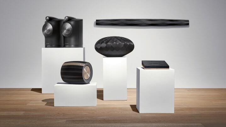 Multiroom-Lautsprechersystem B&W Formation