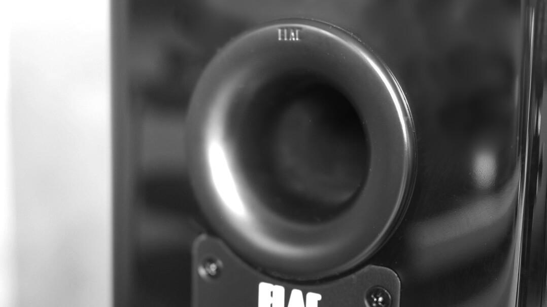 Elac Navis ARB-51 Bassreflexöffnung