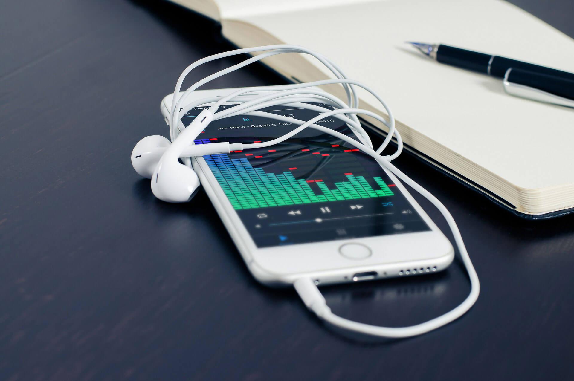 Smartphone mit Hifi-Qualität