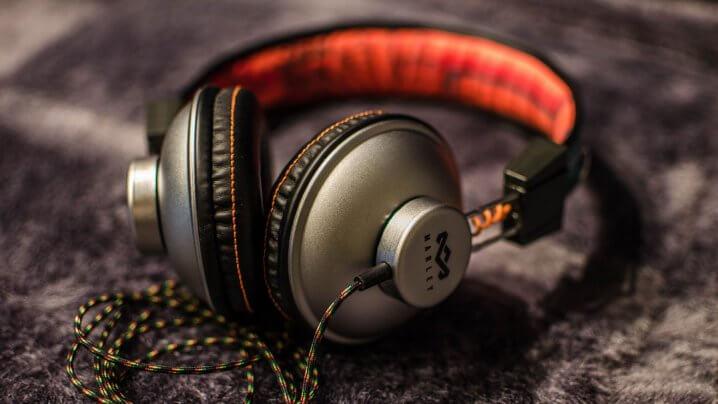 Kopfhörer von Marley
