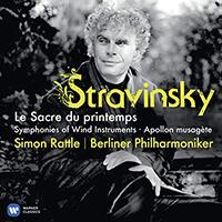 "simon rattles stravinsky ""sacre du printemps"""