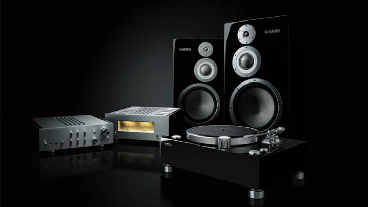Yamaha 5000er-Serie: Verstärker, Plattenspieler & Lautsprecher
