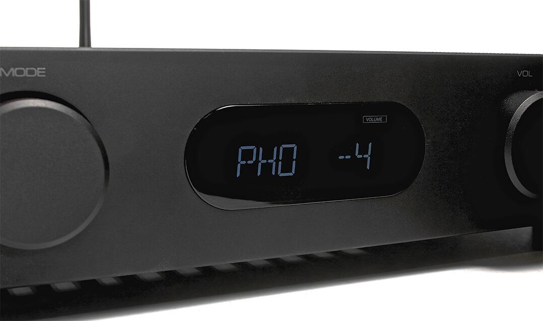 Audiolab 6000A - Display