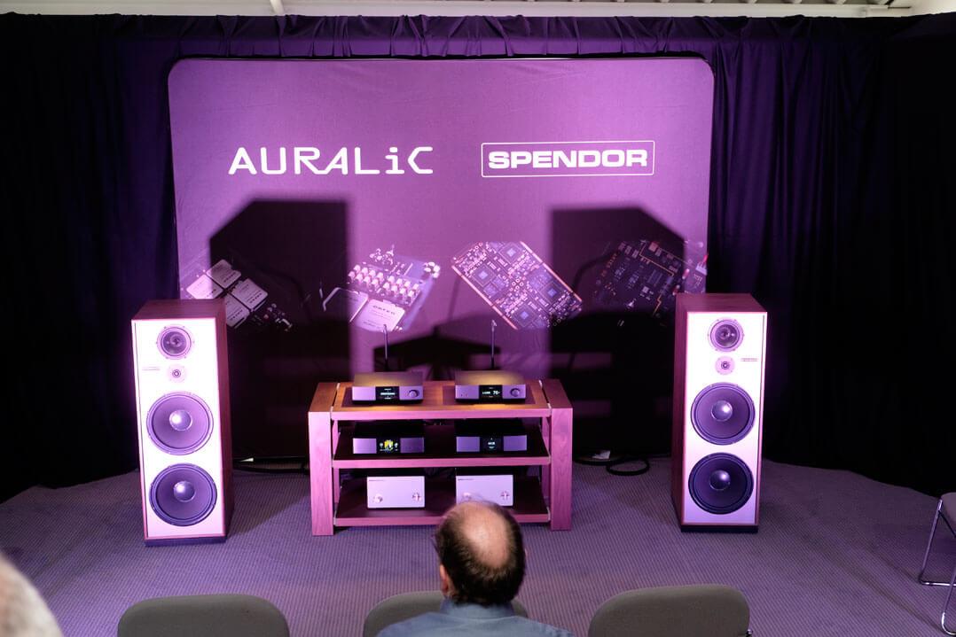 Spendor Classic 200 und Auralic