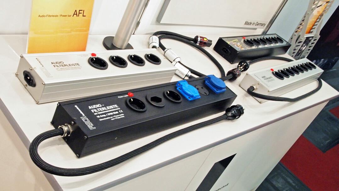 Fisch Audio-Filterleiste AFL