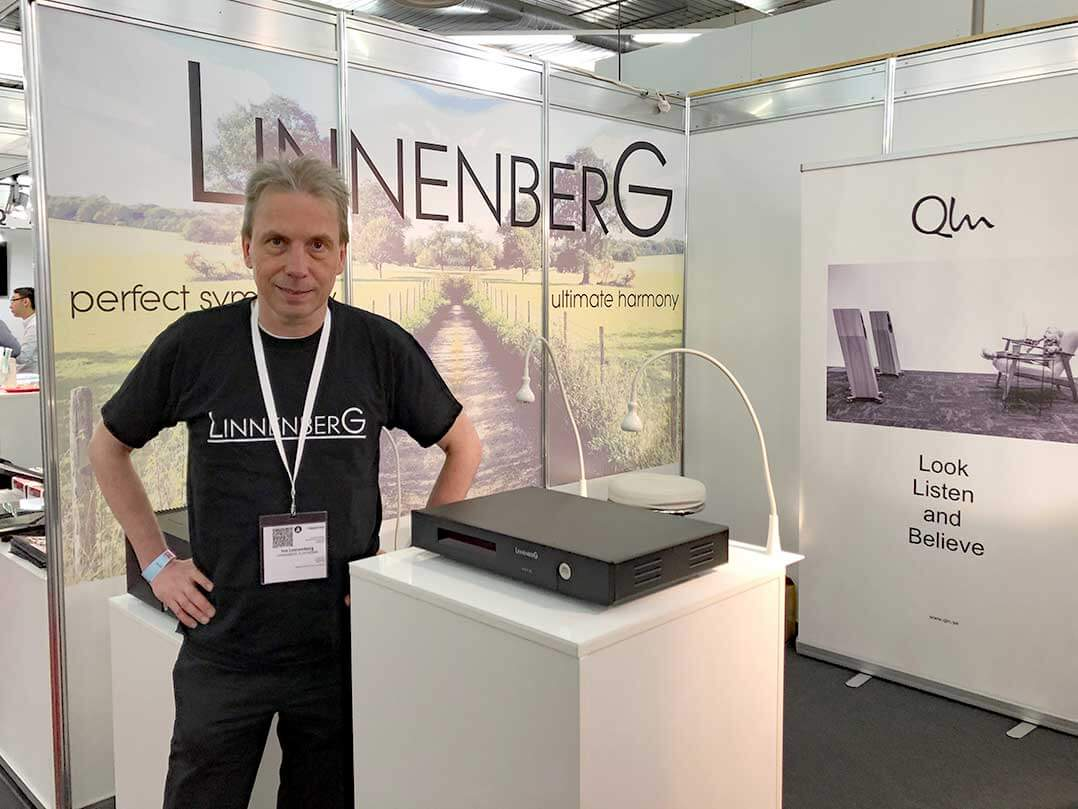 Ivo Linnenberg, der Kopf hinter Linnenberg