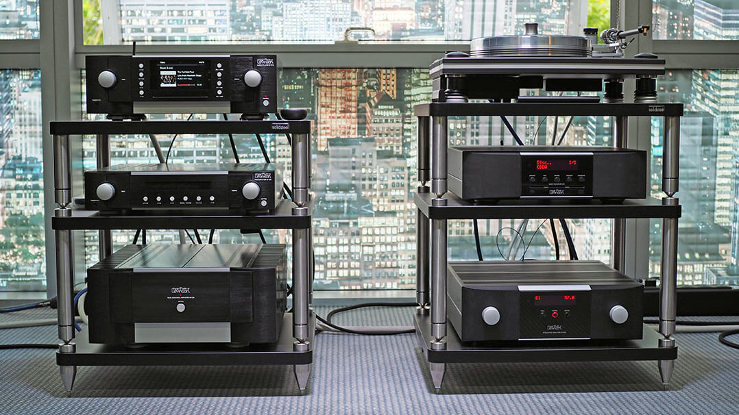 Elektronik vom Mark Levinson