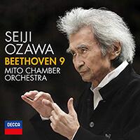 Seiji Ozawa - Beethovens Symphony No. 9 (Mito Chamber Orchestra)