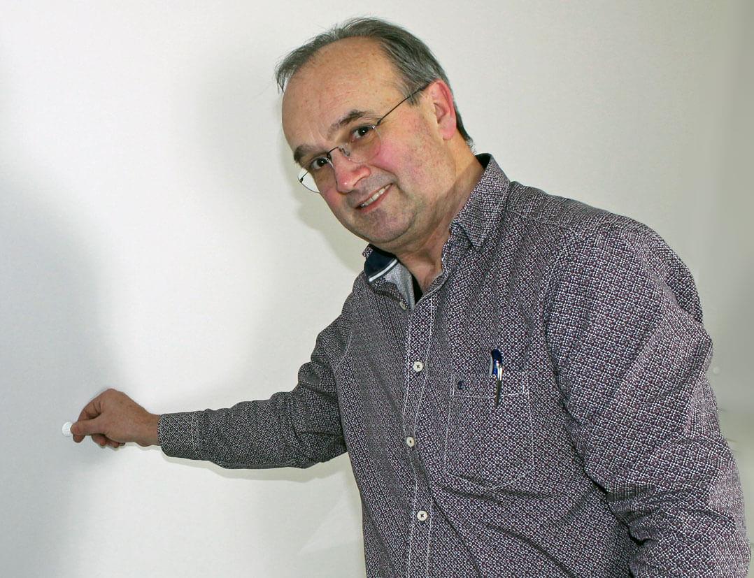 Ed Doggen - Chef des Harmonix-Vertriebes Daluso