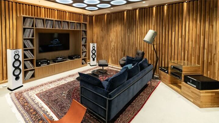Harman LUxury Audio Store