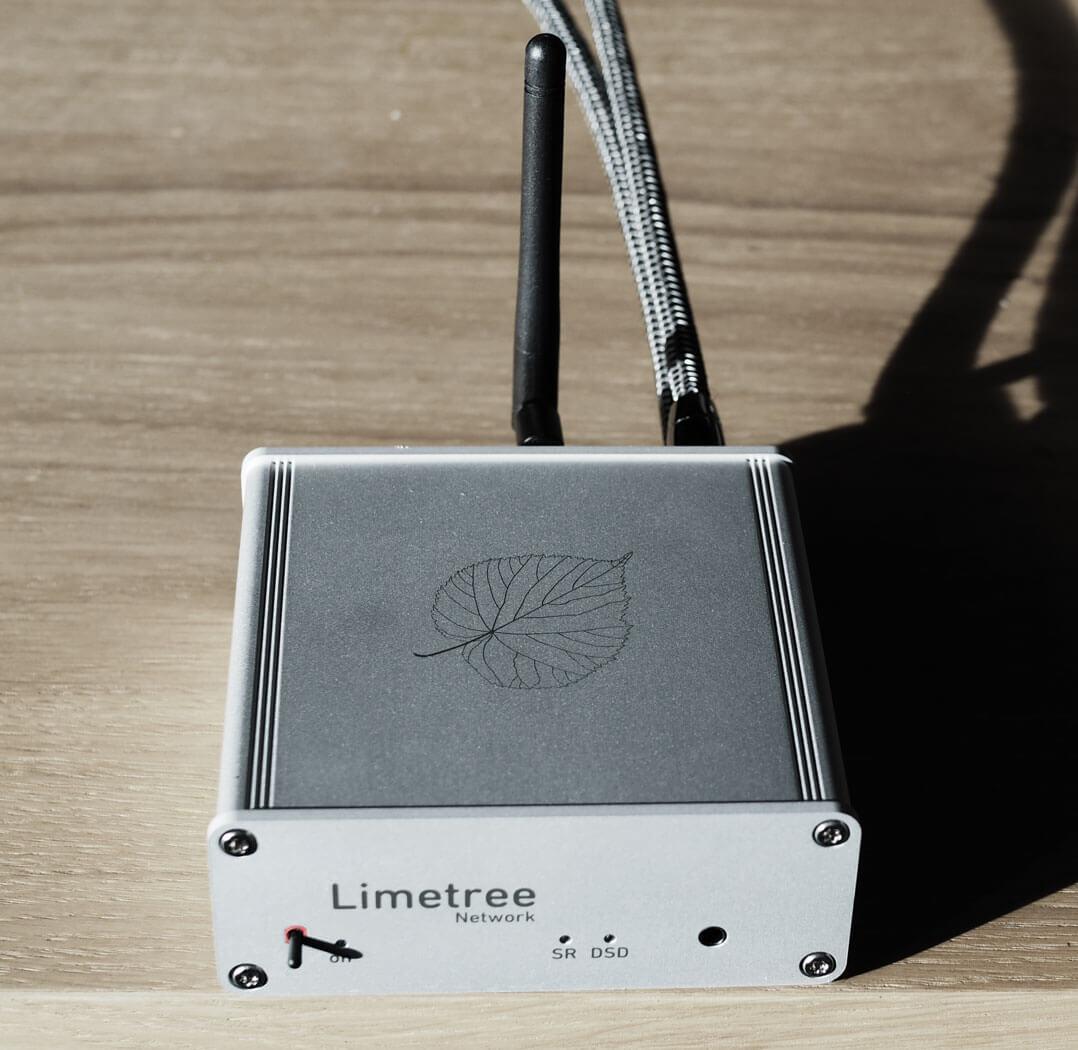 Lindemann Limetree Network von vorne-oben
