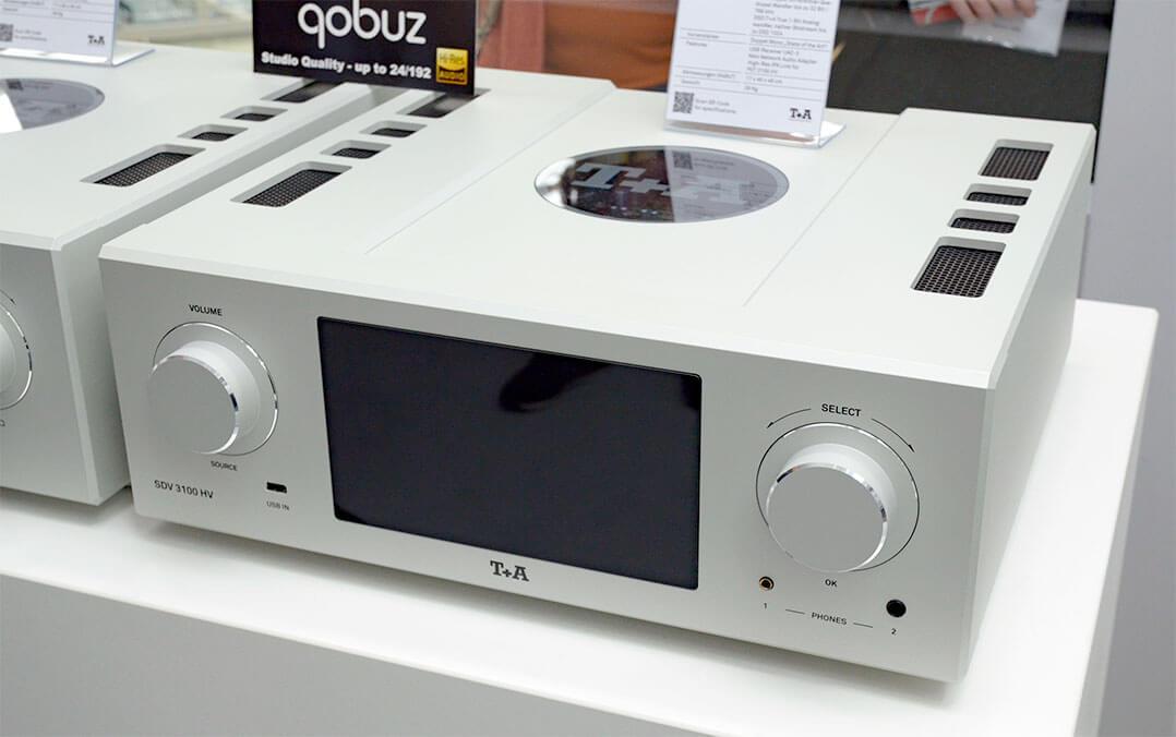 T+A SDV 3100 HV: Streamer, D/A-Wandler und Vorverstärker