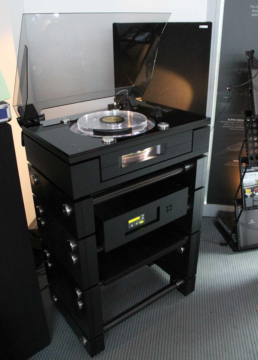 Wilson Benesch GMT-System