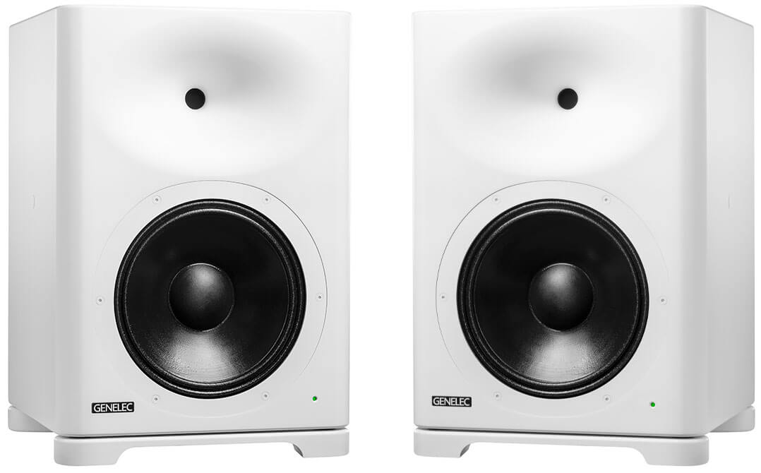 Genelec S360 in Weiß