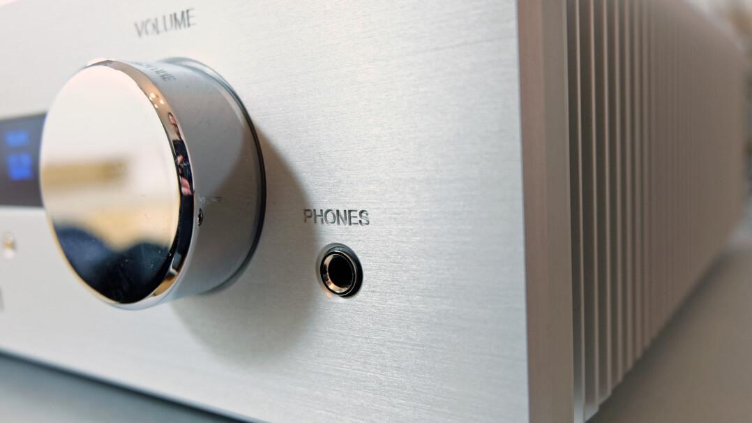 AVM Ovation A 6.3 und AVM Ovation A 8.3 - Kopfhöreranschluss