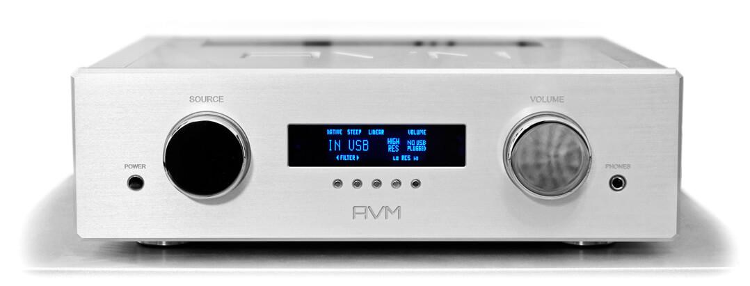 AVM Ovation A 6.3 und AVM Ovation A 8.3 - Front