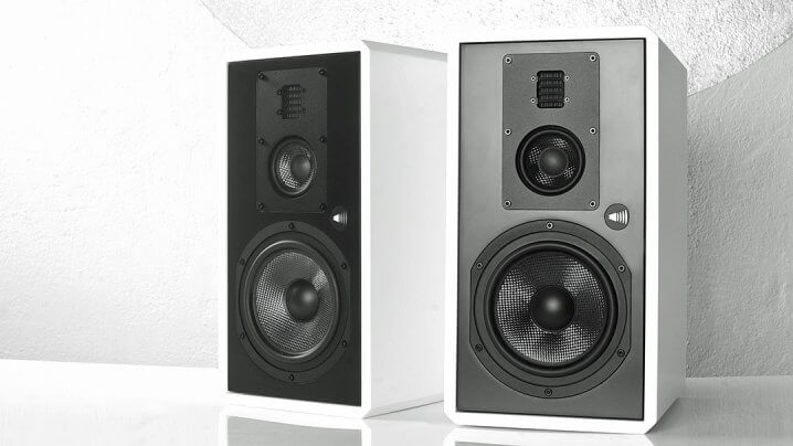 Fishhead Audio Resolution 1.6 BS Kompaktlautsprecher