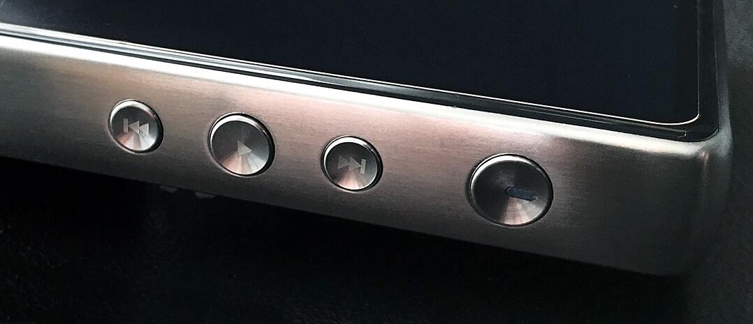 HiBy R6 Pro DAP Taster