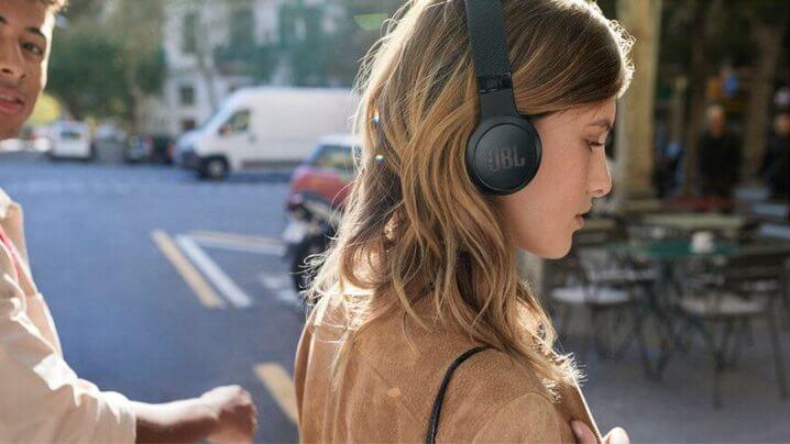 JBL Live Kopfhörerserie