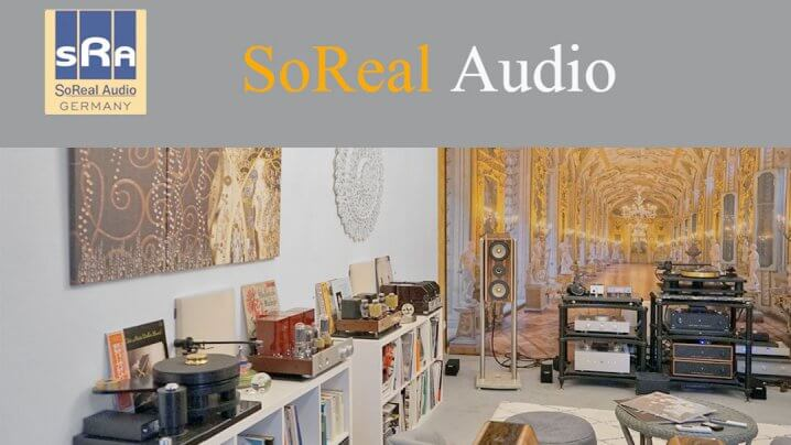 SoReal Audio Showroom