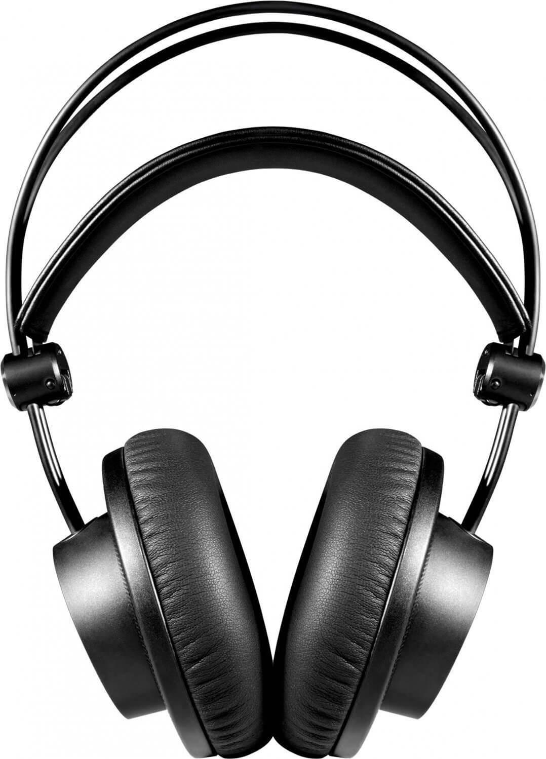 AKG K245 mit der charakteristischen Kopfbandtechnik