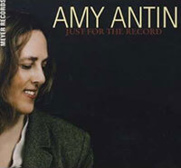 Just For The Record von Amy Antin