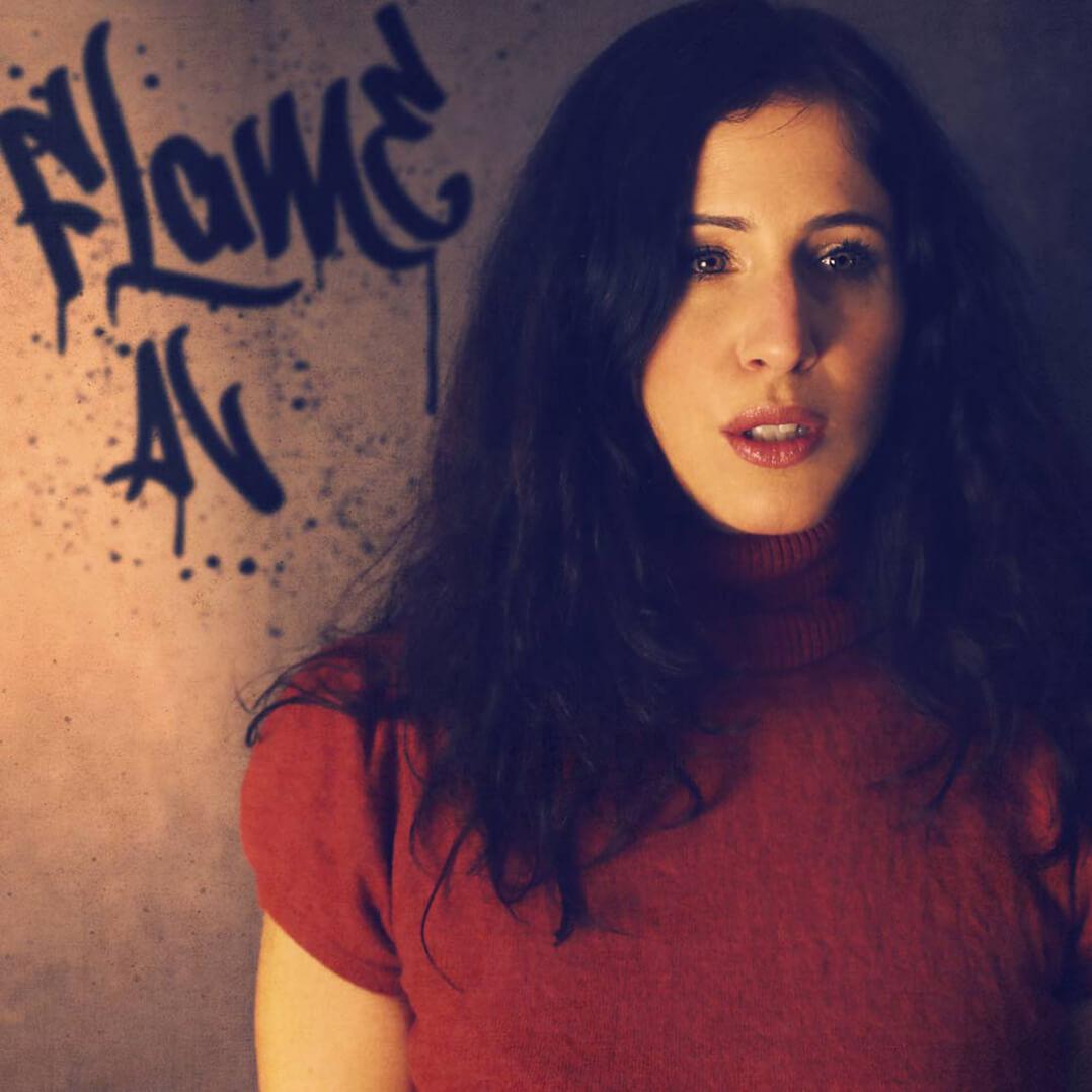Ann Vriend EP Flame