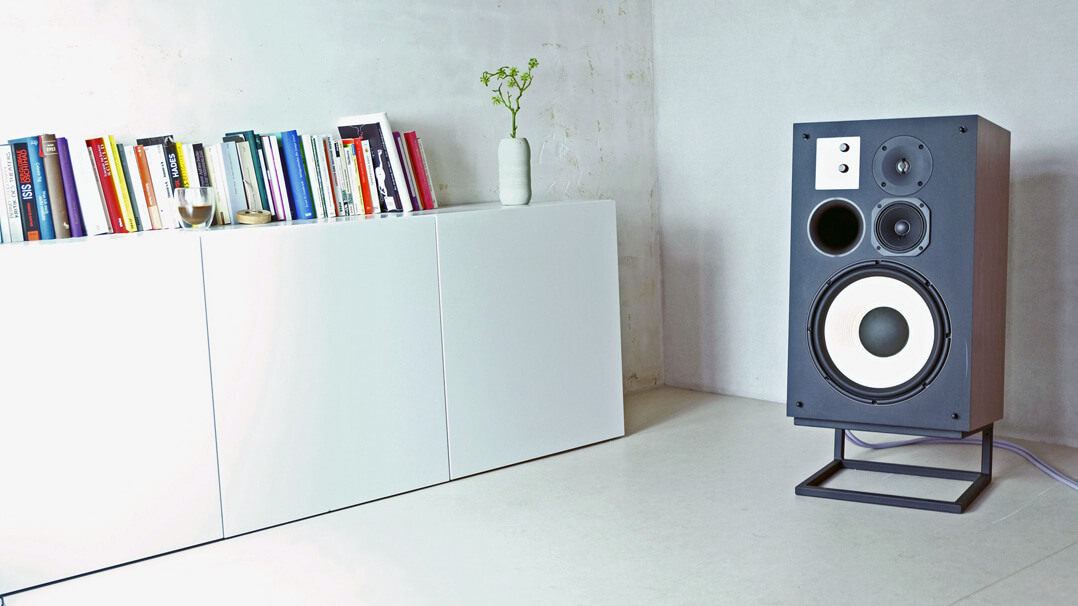 JBL L100 Classic Lautsprecher ohne Abdeckung