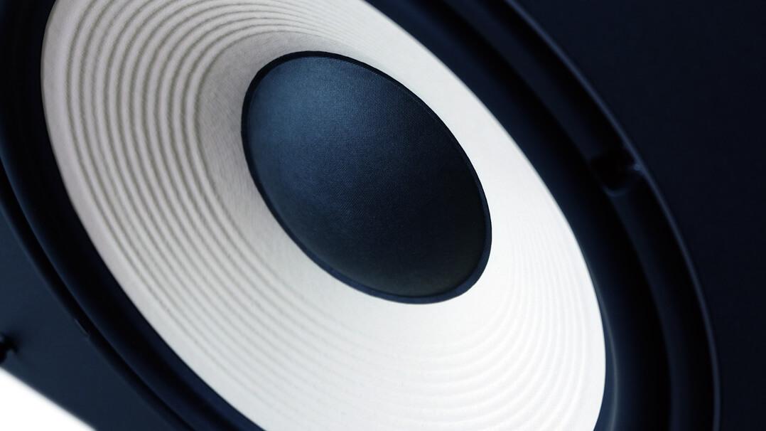 JBL L100 Classic Lautsprecher Bassmembran