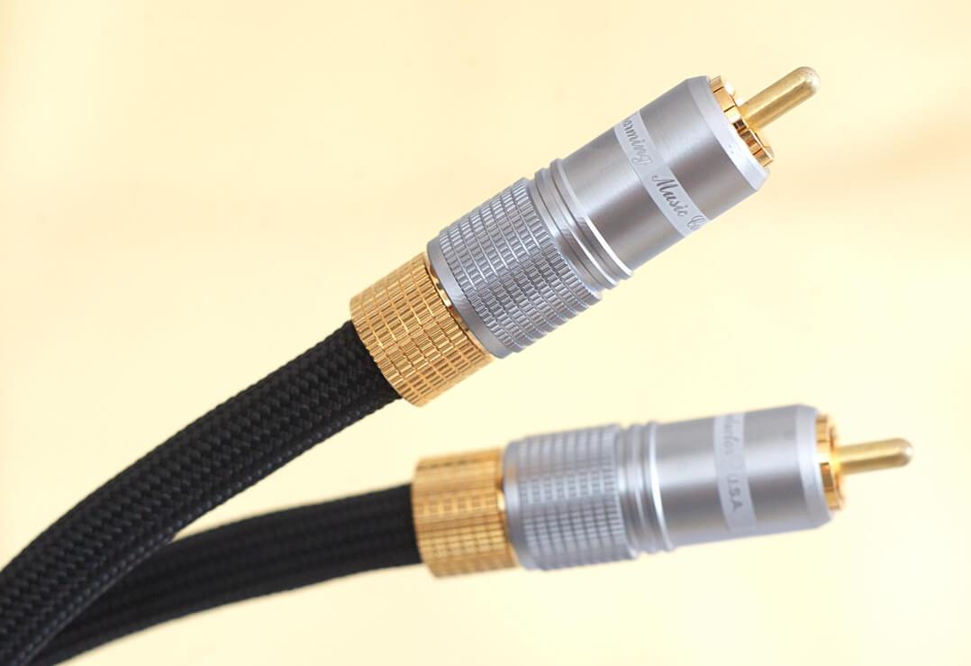 Audioplan Maxwell A - Cinchstecker