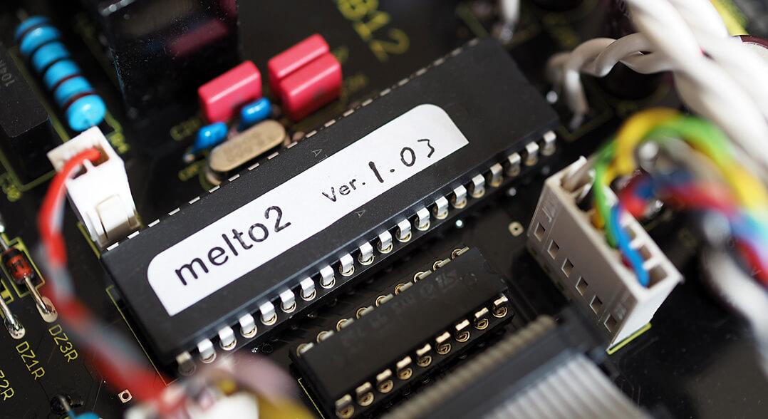 Microprozessor des Lab12 melto2