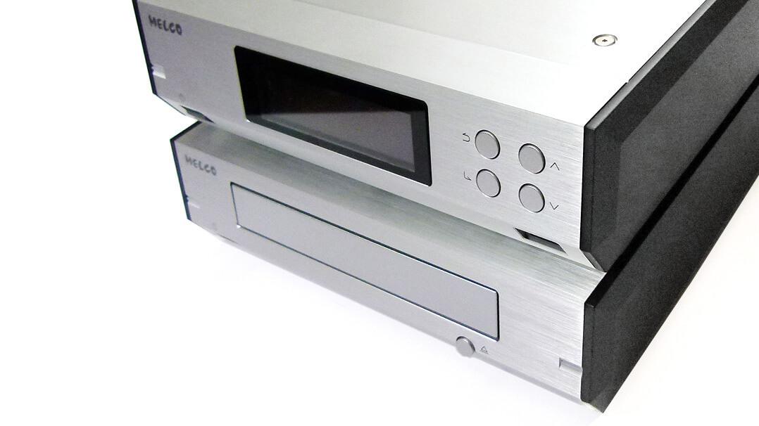 Melco N100 und D100