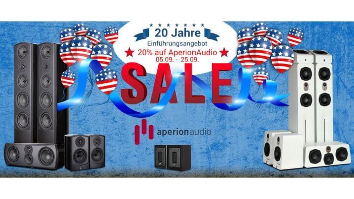AperionAudio-Lautsprecher in Deutschland bei HifiPilot