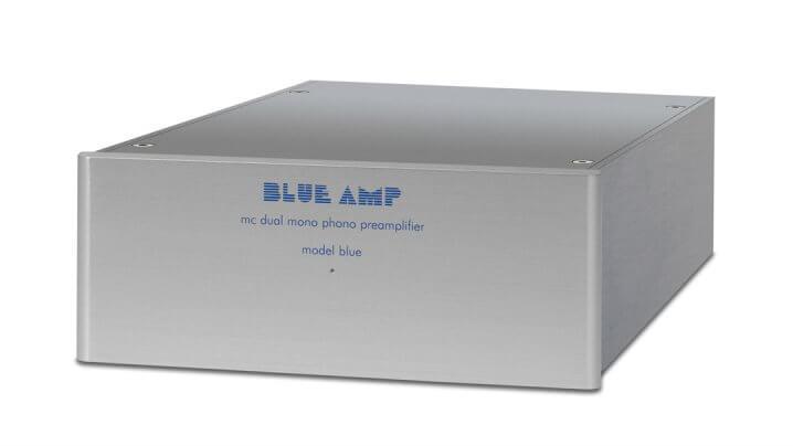 Blue Amp Blue