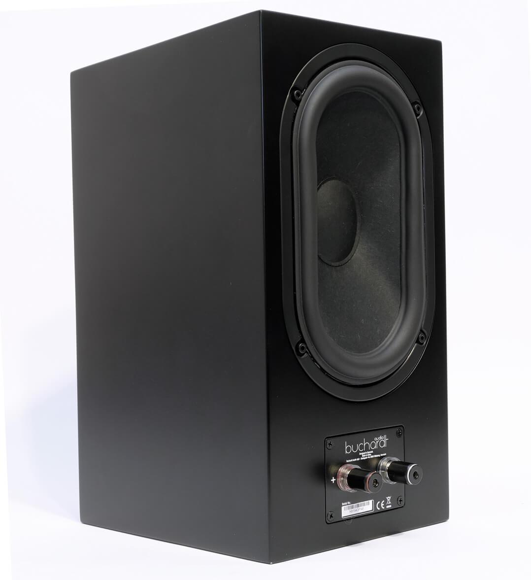Buchardt Audio S400 von hinten