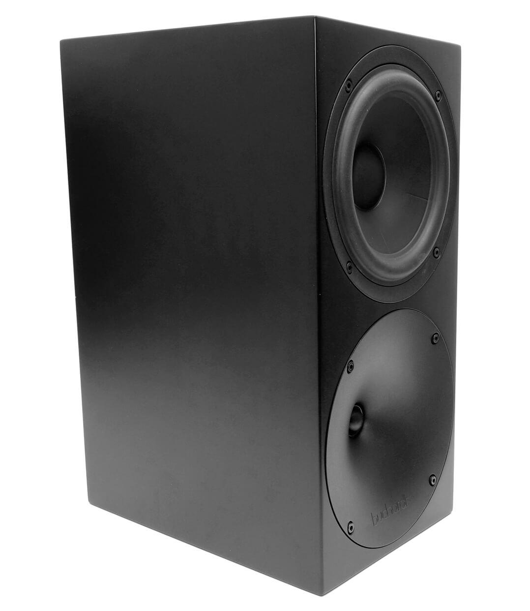 Buchardt Audio S400 ohne Abdeckungen