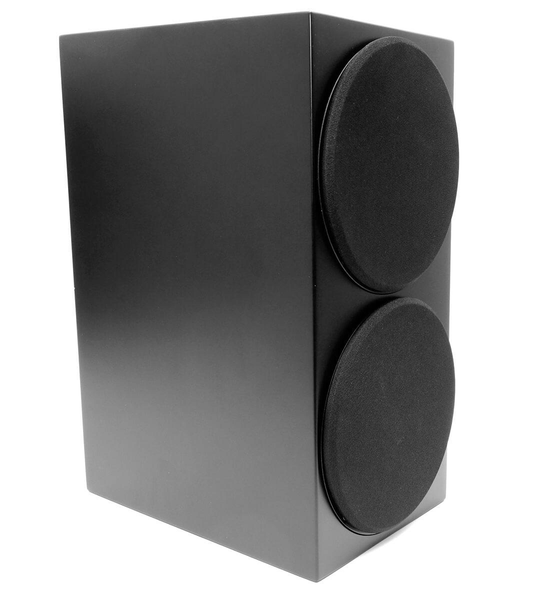 Buchardt Audio S400 mit Abdeckungen