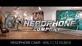 Headphone Camp Vol. 1: Kopfhörer-Event der Headphone Company