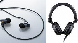 Technics EAH DJ1200 und EAH-TZ700