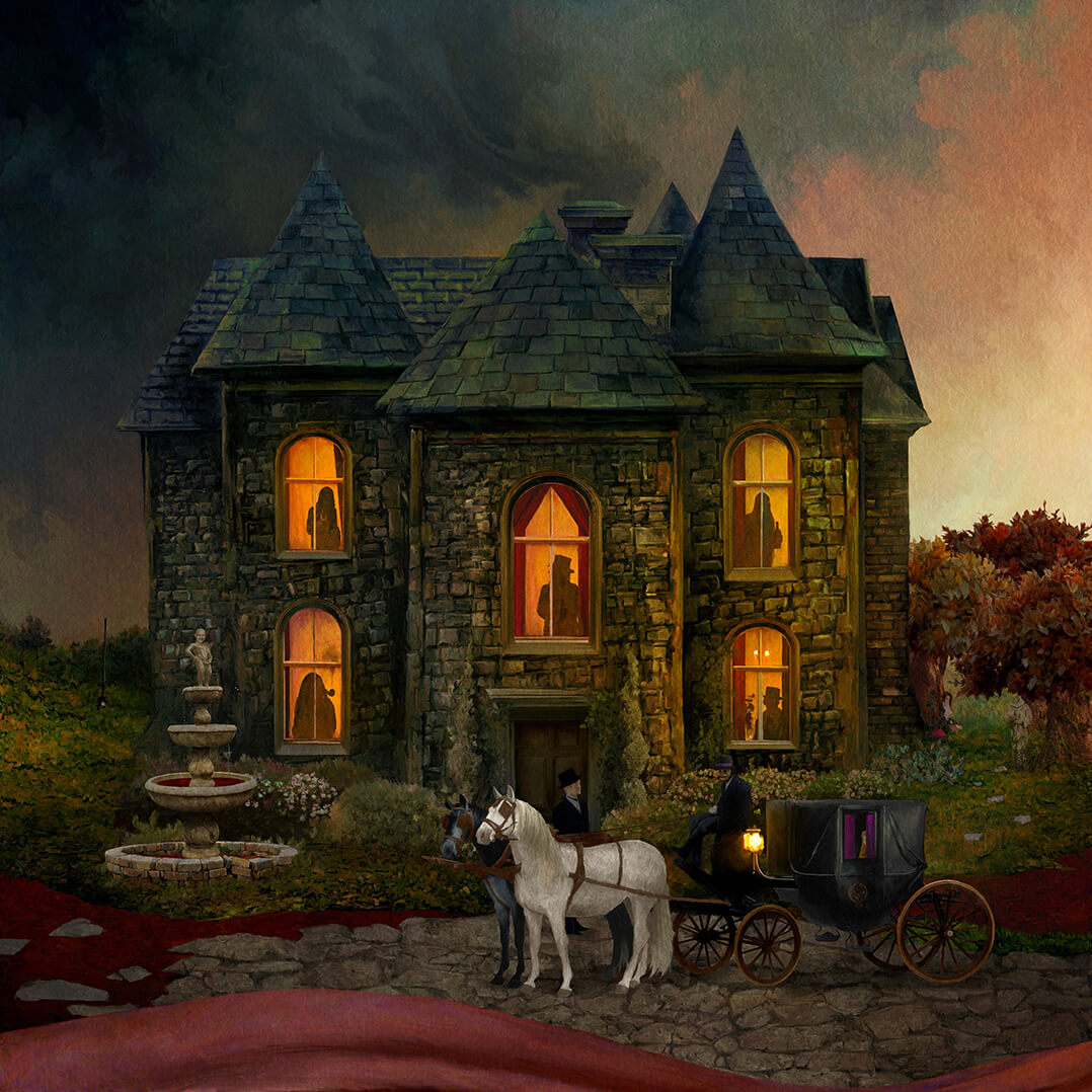 Opeth - In Cauda Venenum_Cover