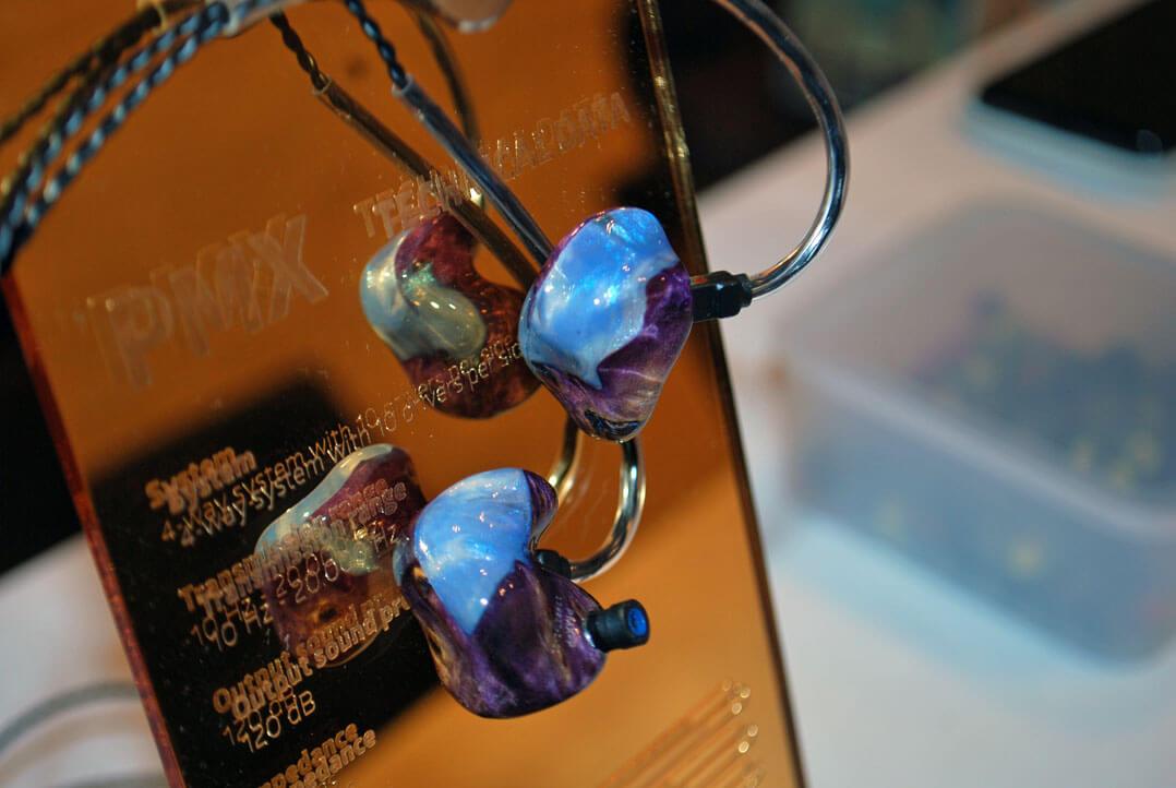 In-ear-Kopfhörer ProMission X gewöhnlicher In-Ear, teuer aber spektakulär im Klang