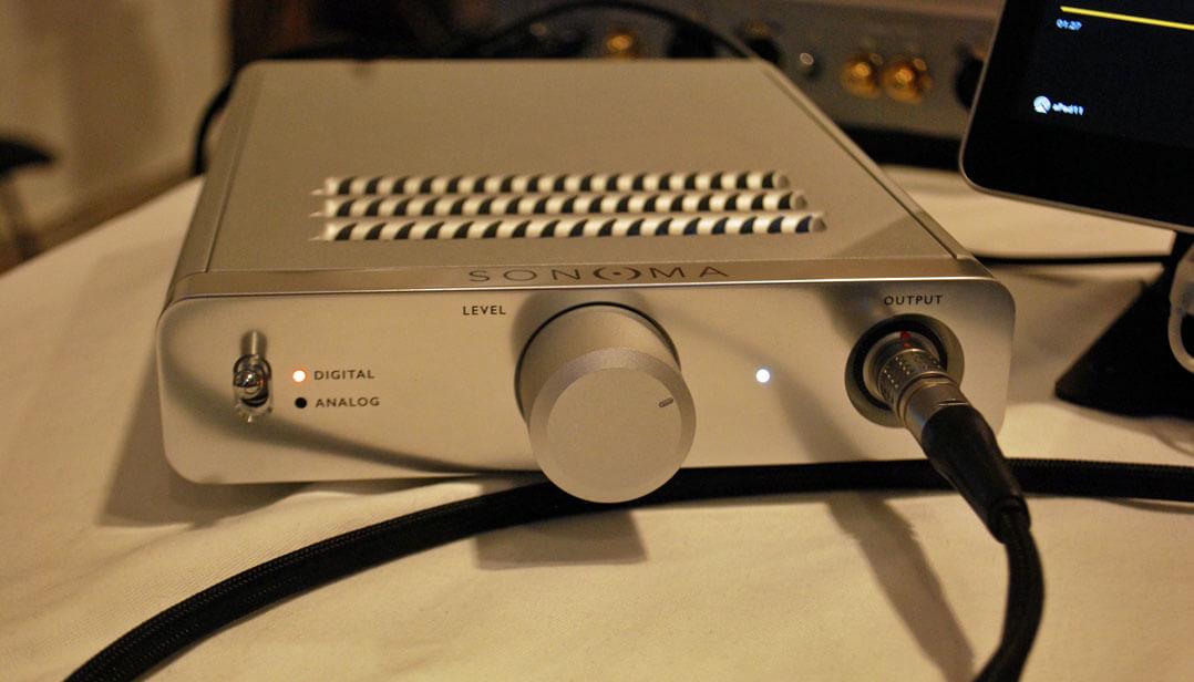 Der Sonoma M1 von Warwick Acoustics