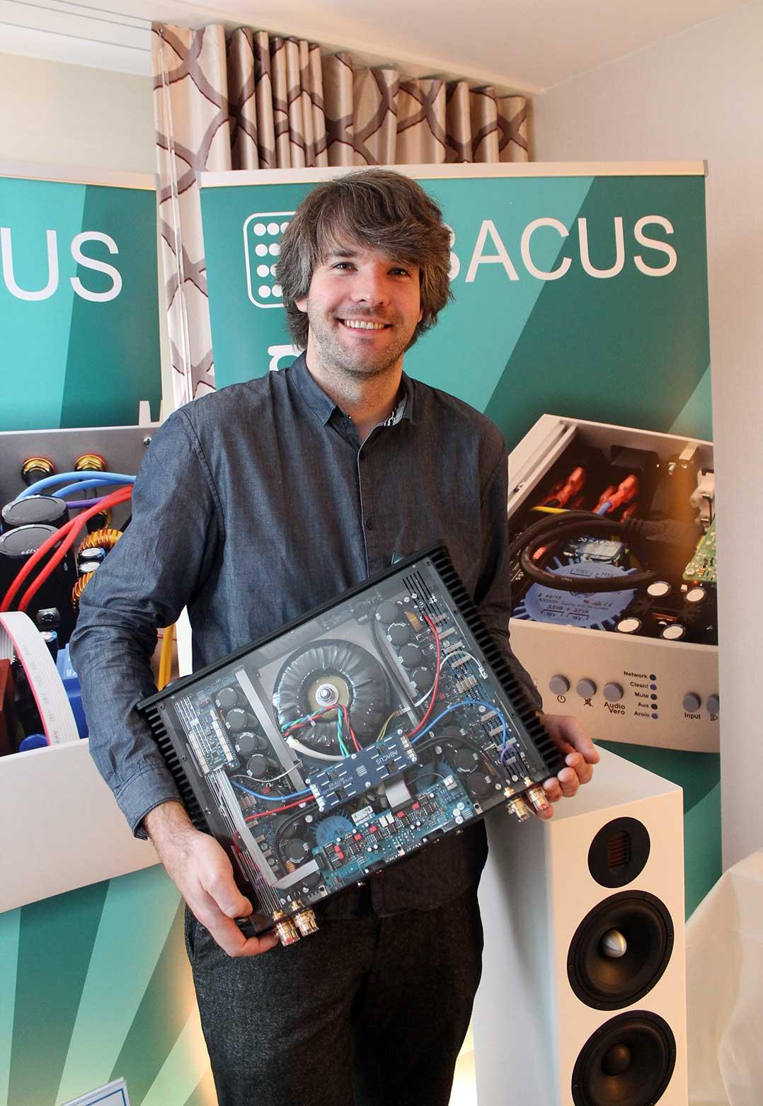 Hanno Sonder von Abacus