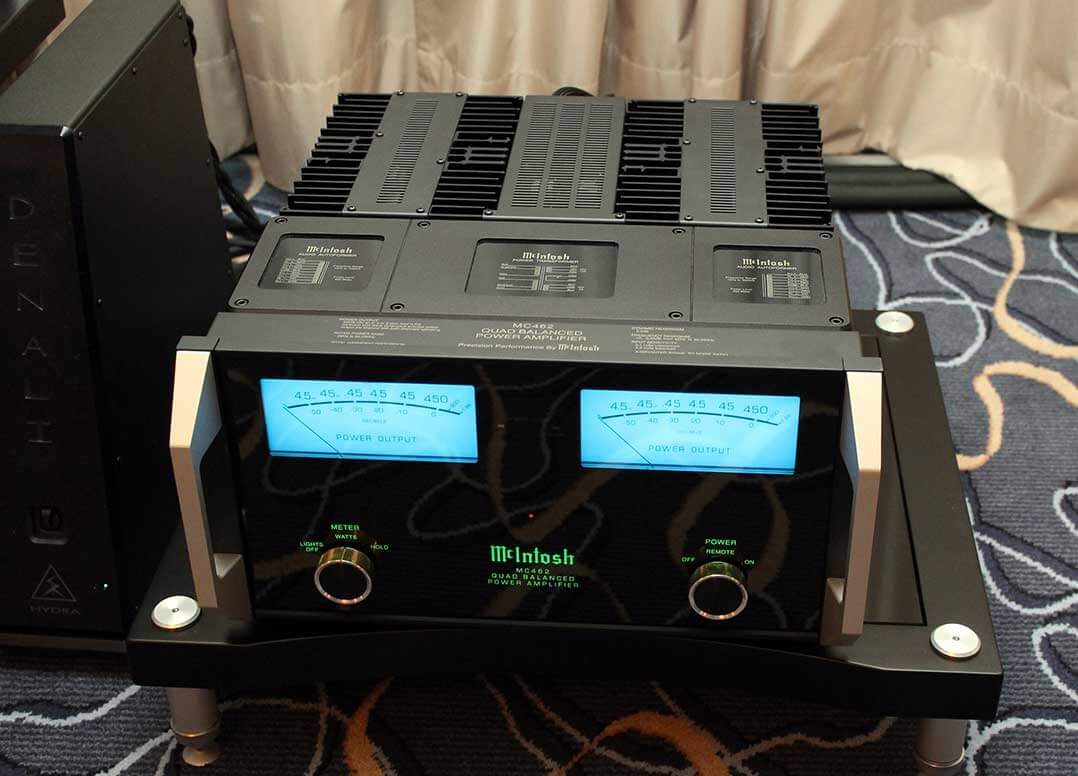 McIntosh-Stereoendstufe MC462