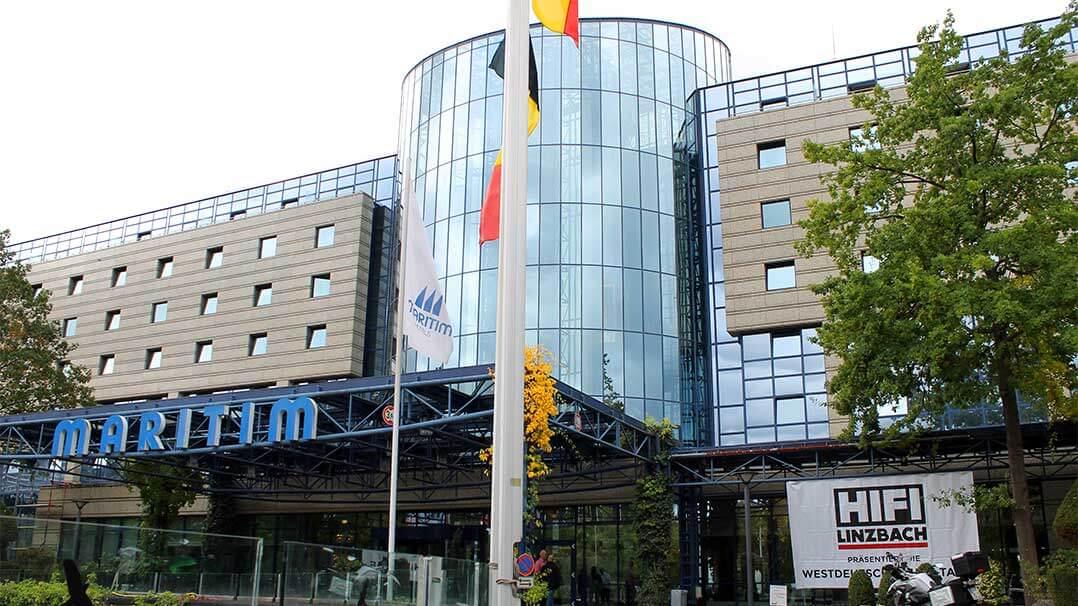 Das Messehotel der Westdeutschen HiFi Tage 2019