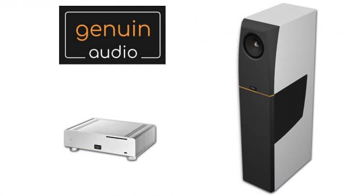 Genuin neo & tars - volldigitales Duo aus Lautsprecher und Server