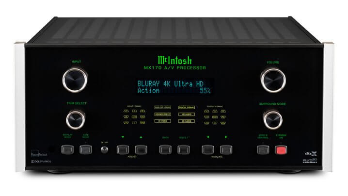 McIntosh MX170 AC