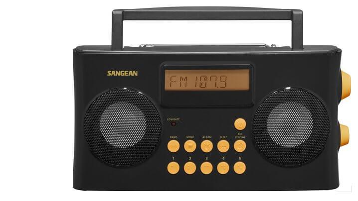 Sangean PR-D17 Radio