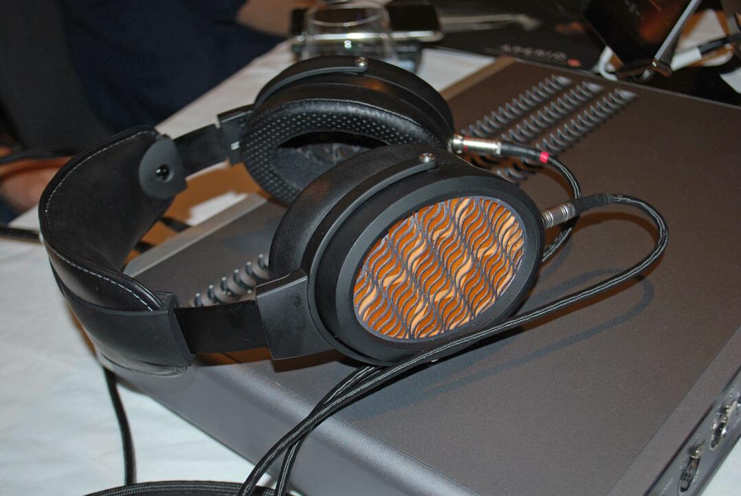 Der zum Aperio zugehörige Kopfhörer